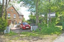 Terraced property for sale in Guildford Road, Bagshot