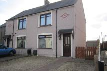 semi detached house for sale in North Road, Fauldhouse...