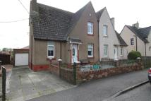 semi detached home in Cuthill Crescent...