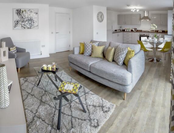 Allan Park New Homes Development By Barratt