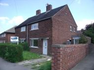 2 bedroom semi detached home in Gaskell Drive, Wakefield...