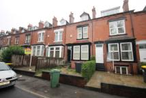 Terraced house in Langdale Terrace, Leeds...