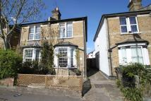 2 bedroom semi detached house for sale in Villiers Road...