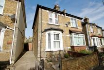 semi detached property to rent in Villiers Road...