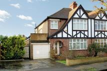 Lyndhurst Drive semi detached property to rent