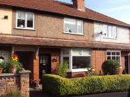Terraced property in George Street, Knutsford...