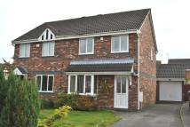 semi detached property to rent in Milton Close, Middlewich...