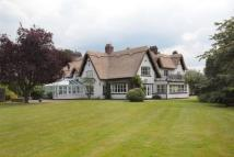 Detached property in Wrenshot Lane, High Legh...