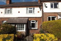2 bed Terraced property in MOORDALE ROAD, Knutsford...