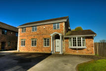 Detached house in Mill Lane, CW4