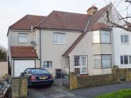 semi detached house in Virginia Road...
