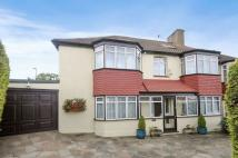 semi detached home for sale in Norbury Hill, London