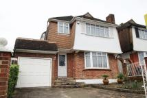 3 bed Detached home in Pytchley Crescent...