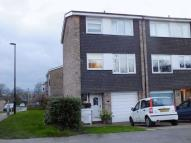 Terraced house in Leafield Close...