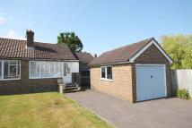 Semi-Detached Bungalow to rent in Nether Lane, Nutley