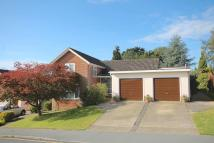 Detached house in Lancaster Drive...