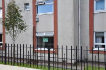 Glasgow Street Maisonette to rent