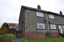 2 bed semi detached property in Craigie Road, Hurlford...
