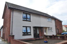 semi detached home to rent in James Crescent, Irvine...