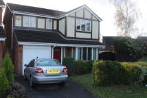 4 bedroom Detached home to rent in The Willows, Atherstone...