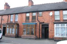 2 bed Terraced property in Arden Street, Atherstone...