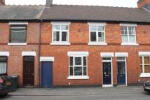 Terraced property in Stafford Street...