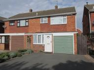 3 bedroom semi detached house to rent in Croft Road, Atherstone