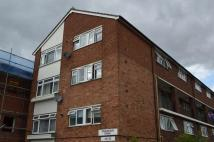 1 bed Flat in Thackeray Drive...