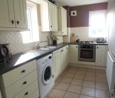 Terraced property for sale in Central Park, Lutterworth