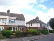 semi detached home to rent in Wiclif Way, Lutterworth