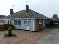 Bungalow to rent in Evans Drive, NR32