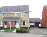 3 bed home to rent in Guscott Close, Parkhill...