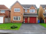 Detached house in Dalziel Crescent...