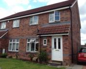 Macfarlane Crescent semi detached property to rent