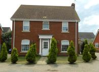 4 bed Detached house in Barnard Close, Gorleston...