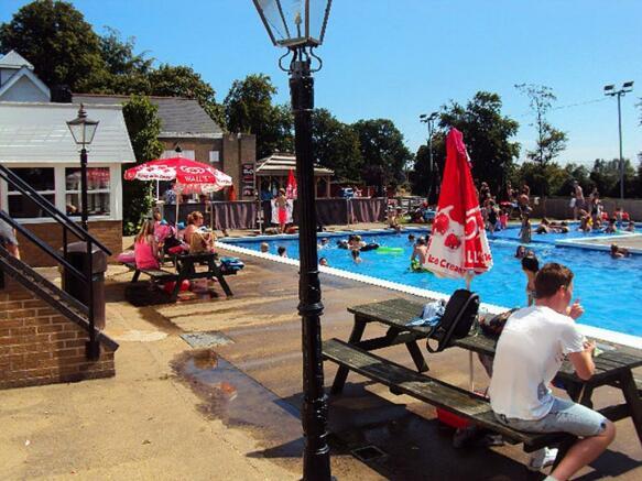 site pool