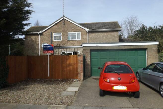 double garage &