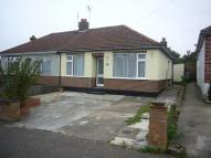 2 bed Bungalow to rent in Aerodrome Road, NR7