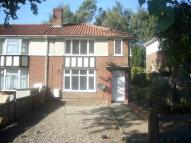 3 bedroom house in Barrett Road, NR1