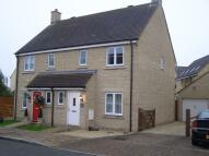 semi detached house to rent in OAKDALE ROAD WITNEY