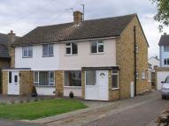 semi detached home to rent in EVANS ROAD, EYNSHAM