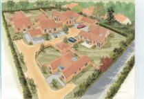 new development for sale in Stocks Hill, Bawburgh...