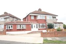 semi detached house to rent in Heather Avenue - Romford...