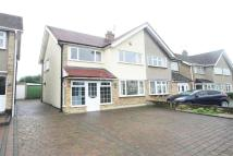 semi detached house to rent in Essex Gardens -...