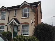 2 bed semi detached home to rent in Doulton Close, Harlow...