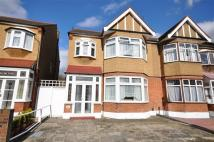 3 bed semi detached property for sale in Woodlands Avenue...