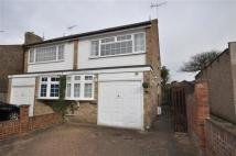semi detached house in Wellington Road, Wanstead