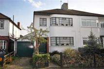 3 bed semi detached house in Rutland Road, Wanstead
