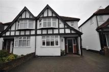 3 bedroom semi detached property to rent in Valley Hill, Loughton