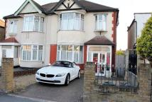 3 bed semi detached home for sale in Woodford Avenue, Ilford